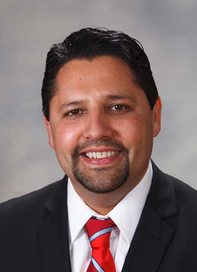 Board Member Photo - Ernie Ochoa