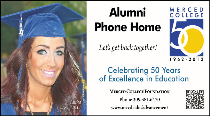 Alumni Phone Home ad