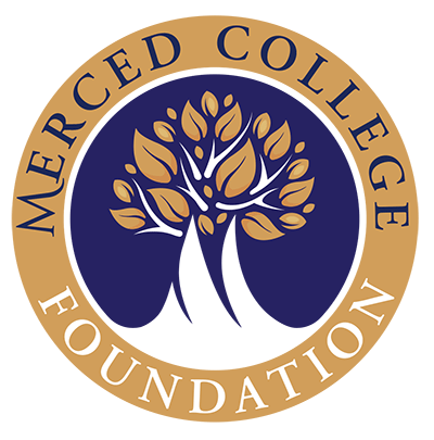 Merced College foundation logo