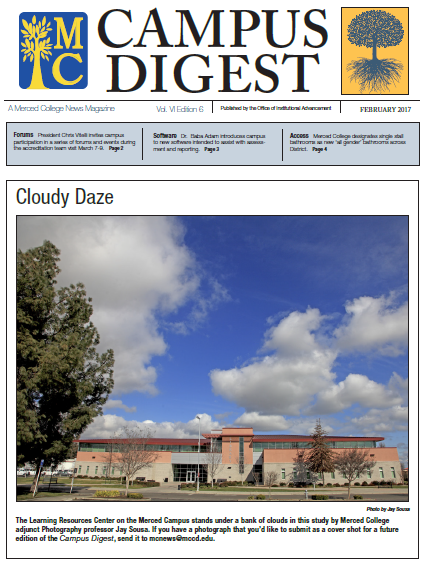 Cover of the Digest magazine